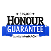 $10,000 Honor Guarantee, Backed by InterNACHI