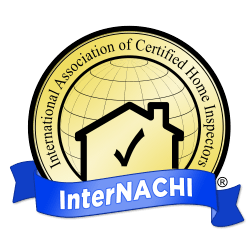 Certified by the International Association of Certified Home Inspectors - Click here to verify.