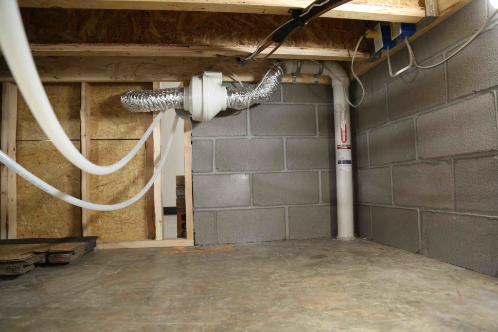 Radon Mitigation System Inspection Checklist Internachi